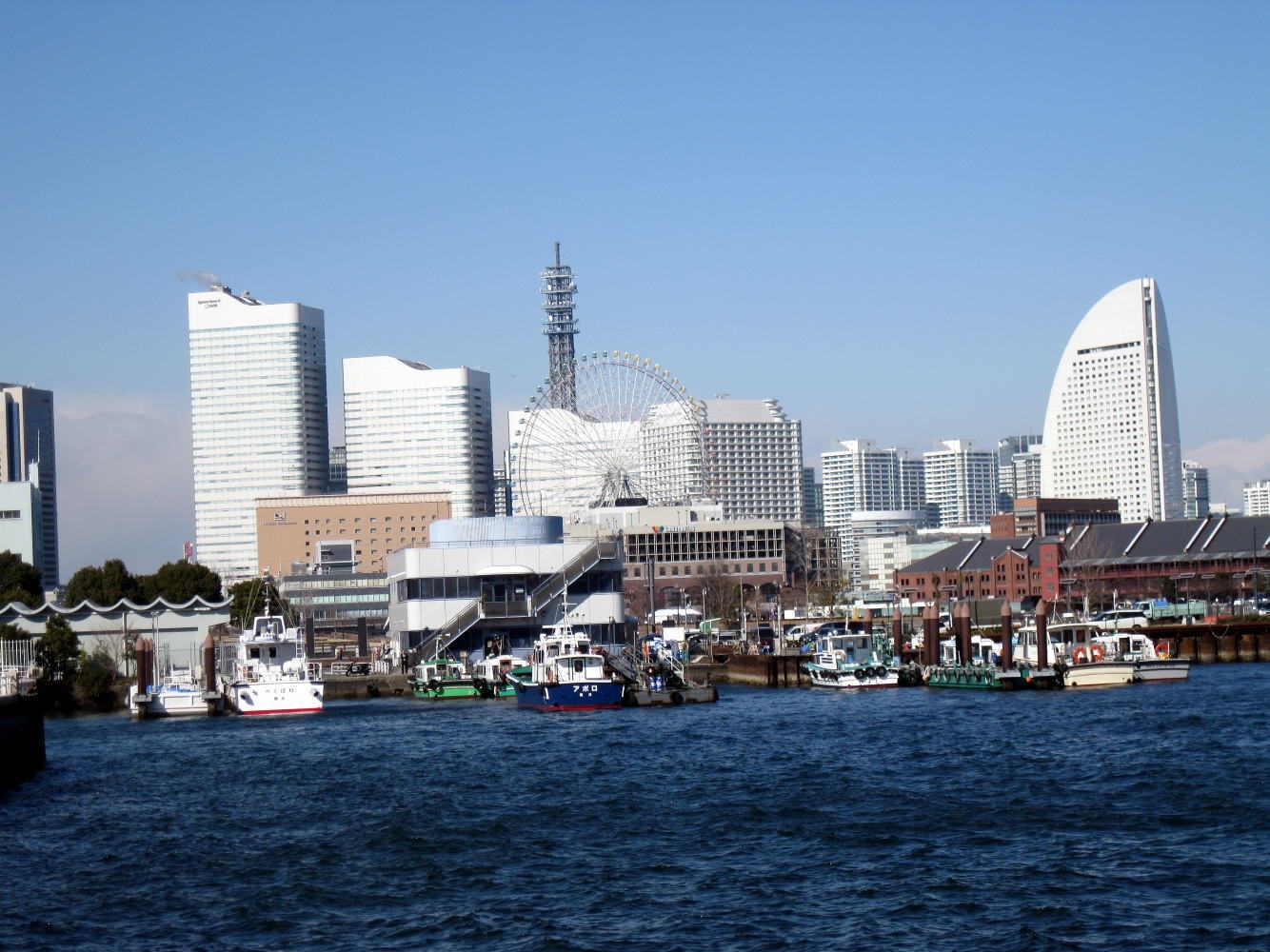 横浜港ー2